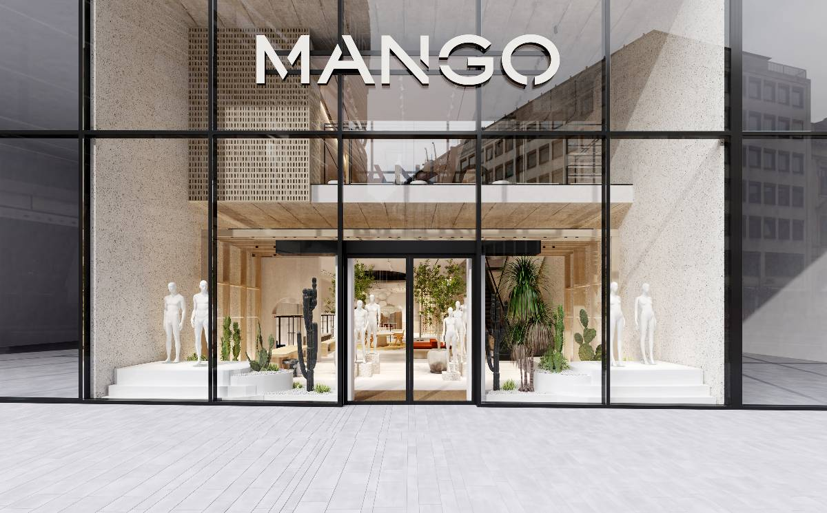 Mango to open new flagship store on Oxford Street