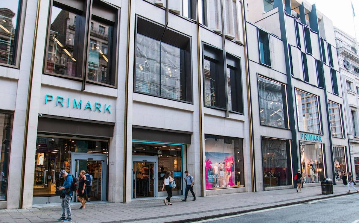 Primark is first fashion firm to get vegan certification from TÜV Rheinland Group