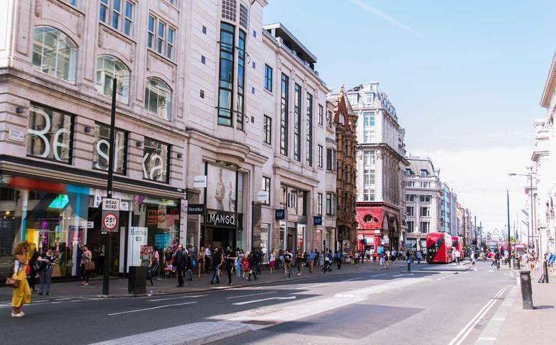Rise in footfall: Brits head back to the high street