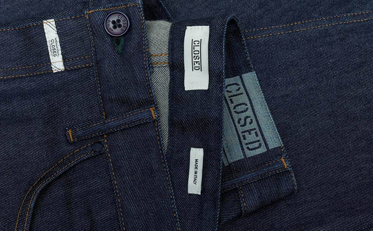 Closed and Candiani team up for biodegradable stretch denim collection