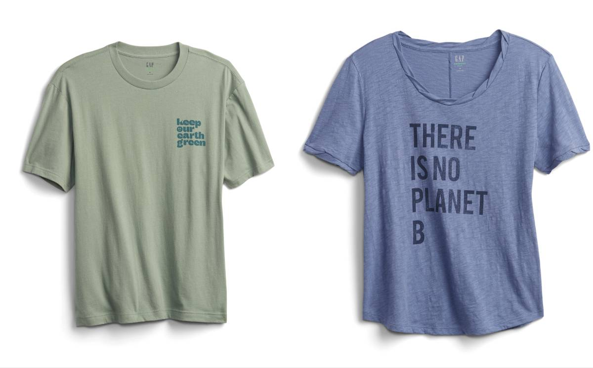 Gap introduces most sustainable collections to-date