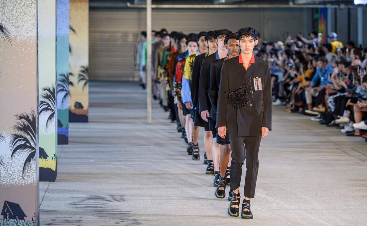 Key Men's Apparel on the Catwalks Spring Summer 2020