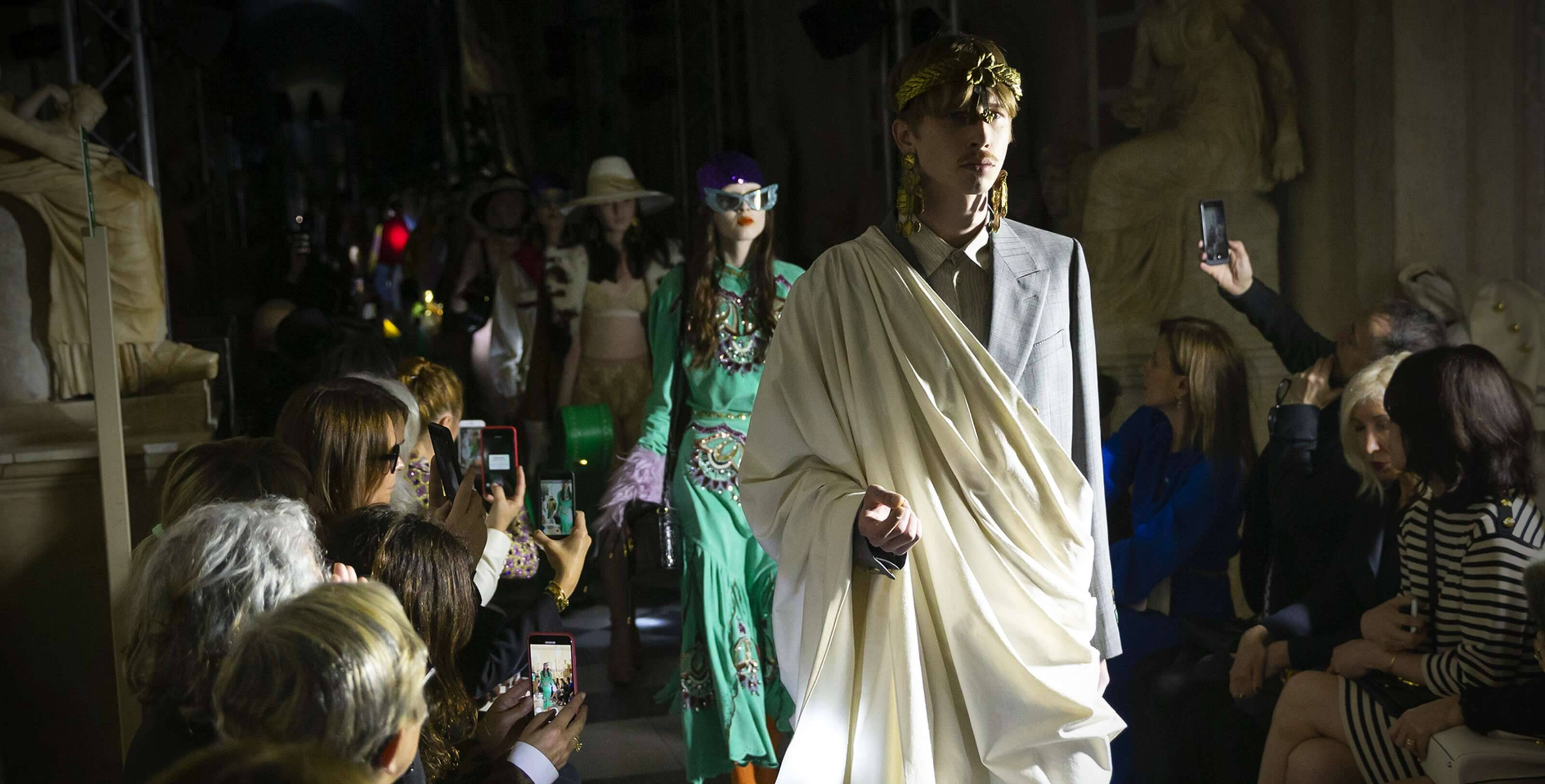 Gucci Cancels May Cruise Show As Coronavirus Plays Havoc With Global Fashion Weeks