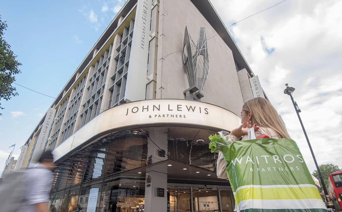 John Lewis expects to become 60 percent online retailer in digital-first push