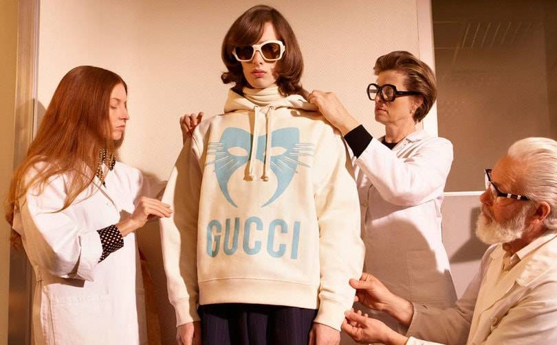 Gucci boss challenges CEOs to go carbon neutral