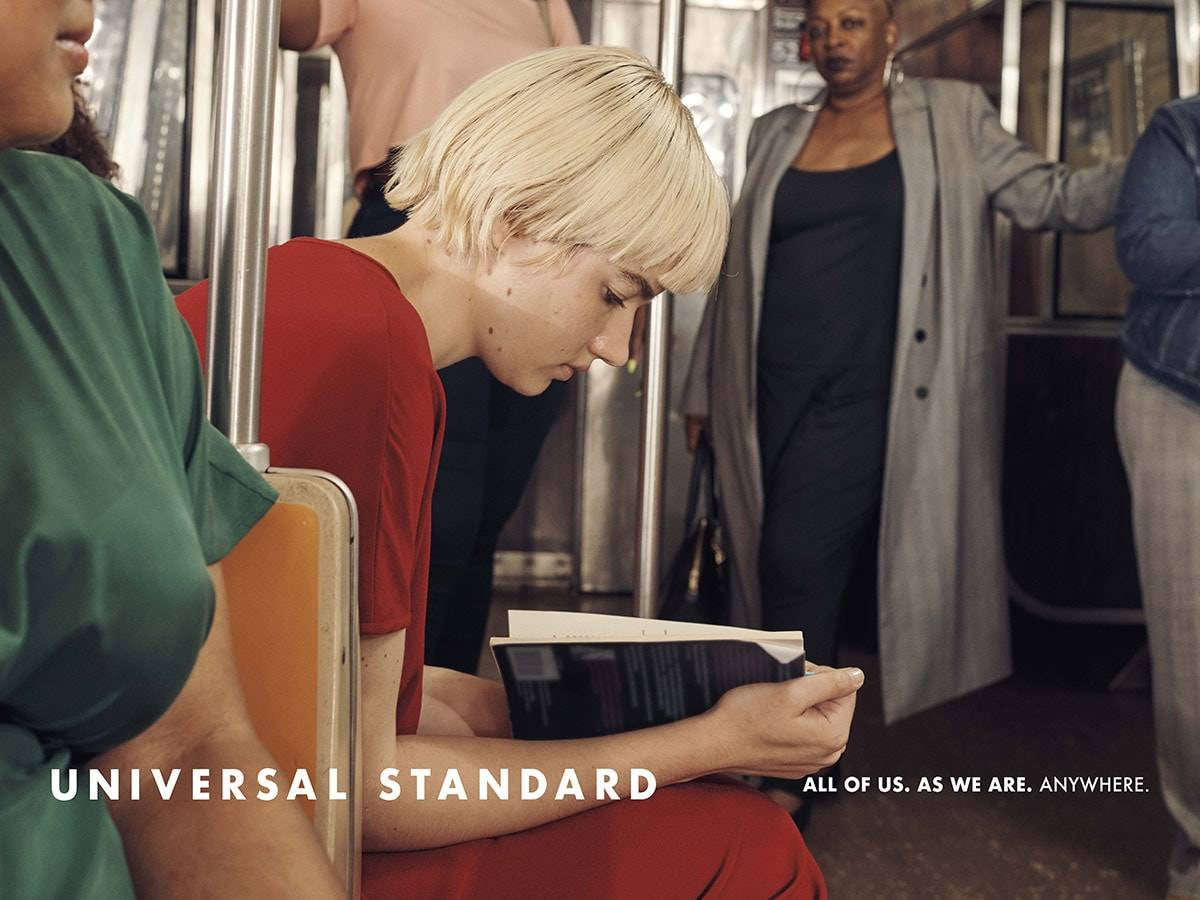 Universal Standard runs denim drive for Cyber Monday