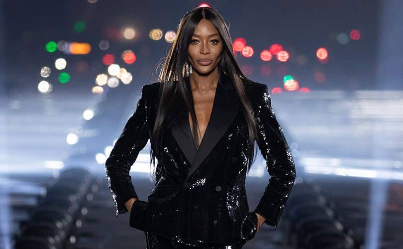 Naomi Campbell opens Paris digital fashion week with a call for equality