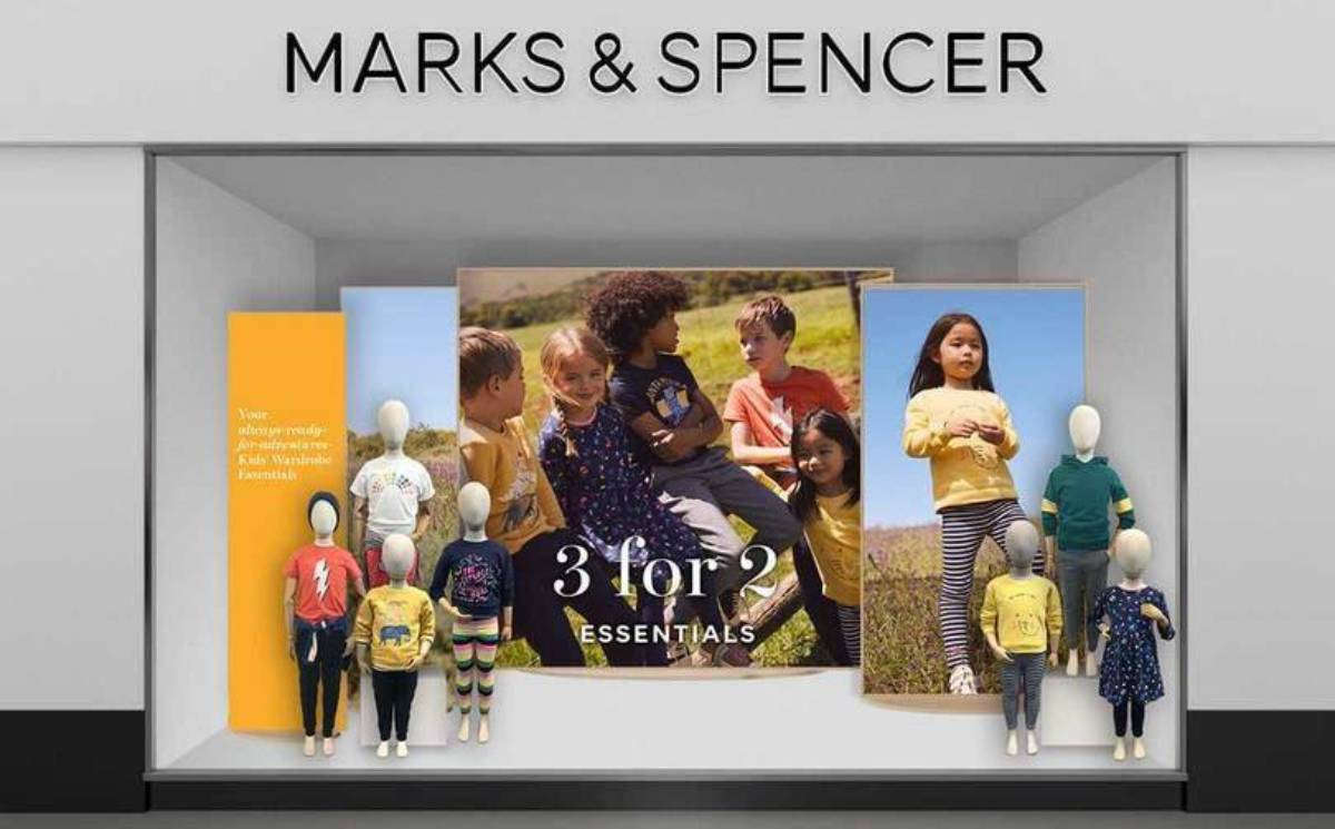 Marks & Spencer appoints Mars Food president as non-exec director