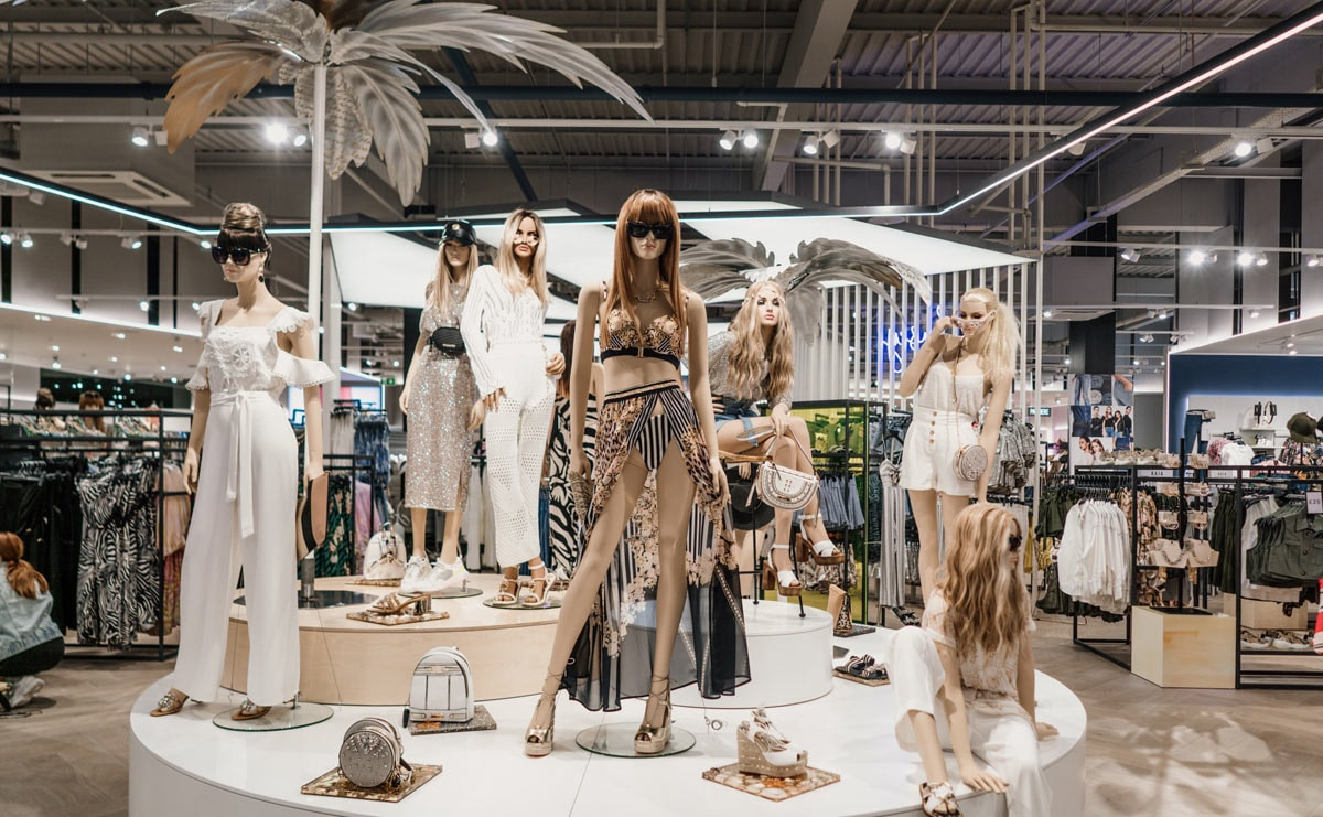 River Island doubles size of Intu Lakeside store