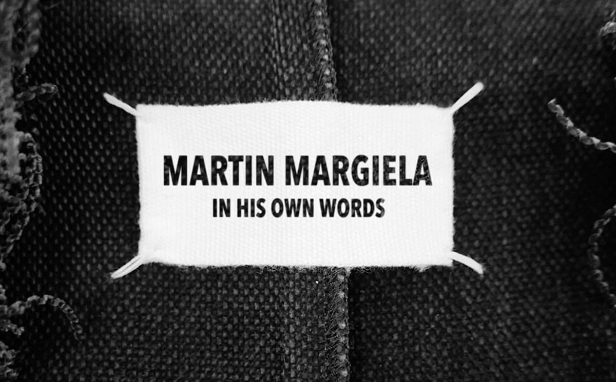 The long-awaited Martin Margiela documentary drops this Friday